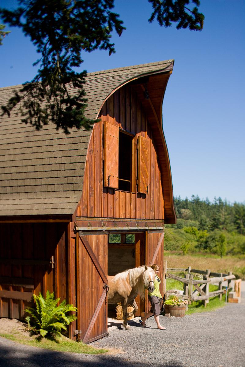 The Barn Decatur Construction Serving Decatur Orcas